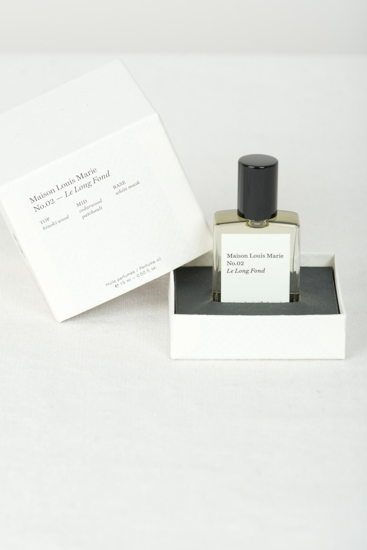 No. 02 Le Long Fond Perfume Oil