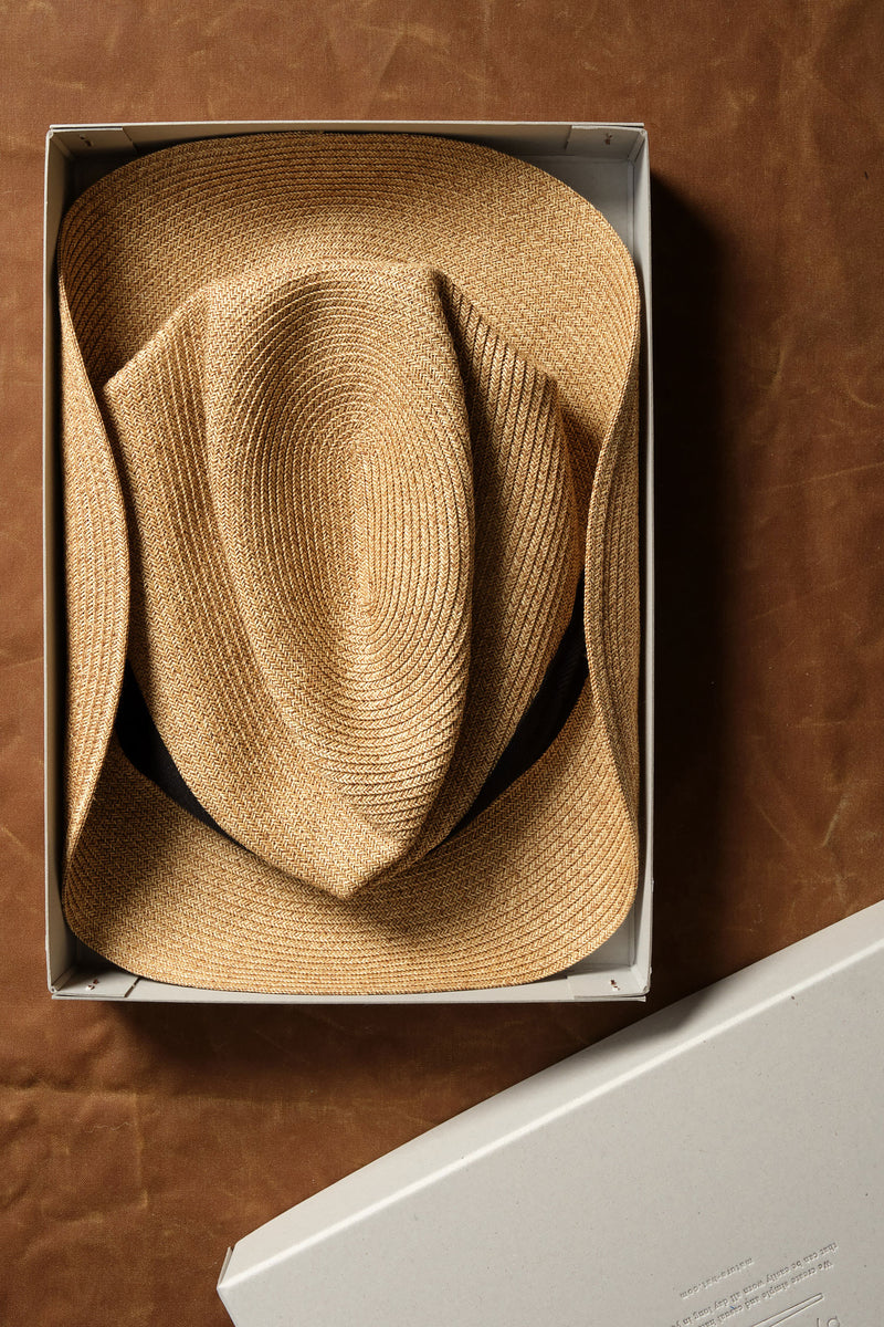 Boxed Hat in box