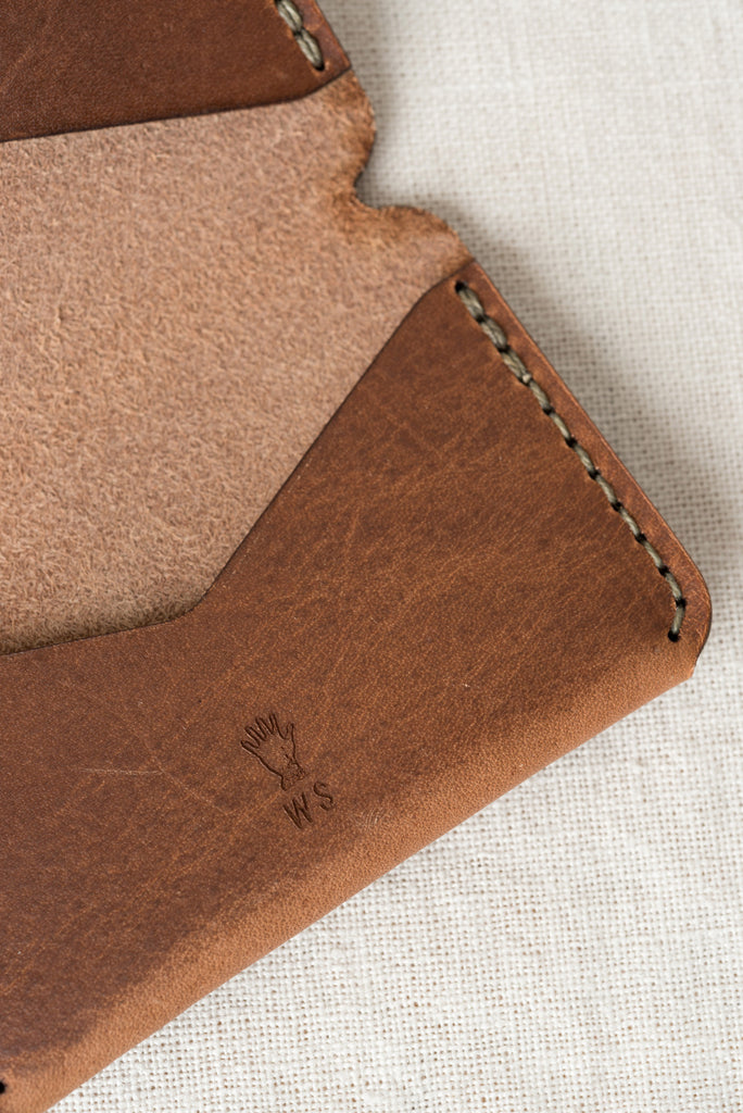 Tobacco Leather Accessories
