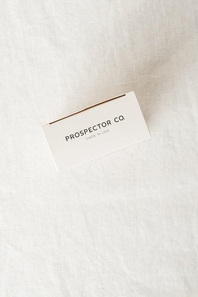 Prospector Co Miner's Mud Soap Bar