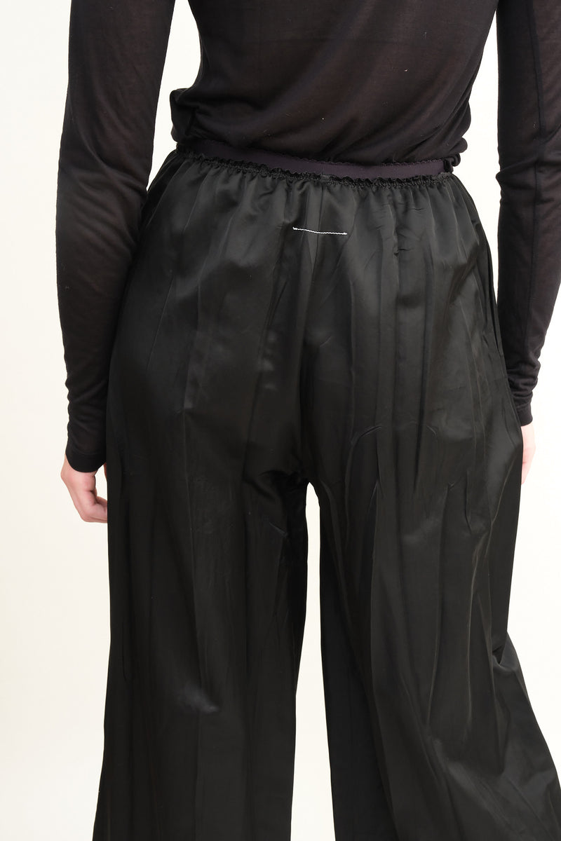 MM6 Maison Margiela crinkle pants