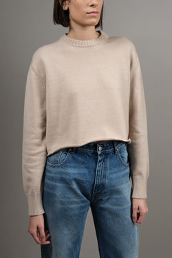 Elbow Patch Sweater MM6 Maison Margiela