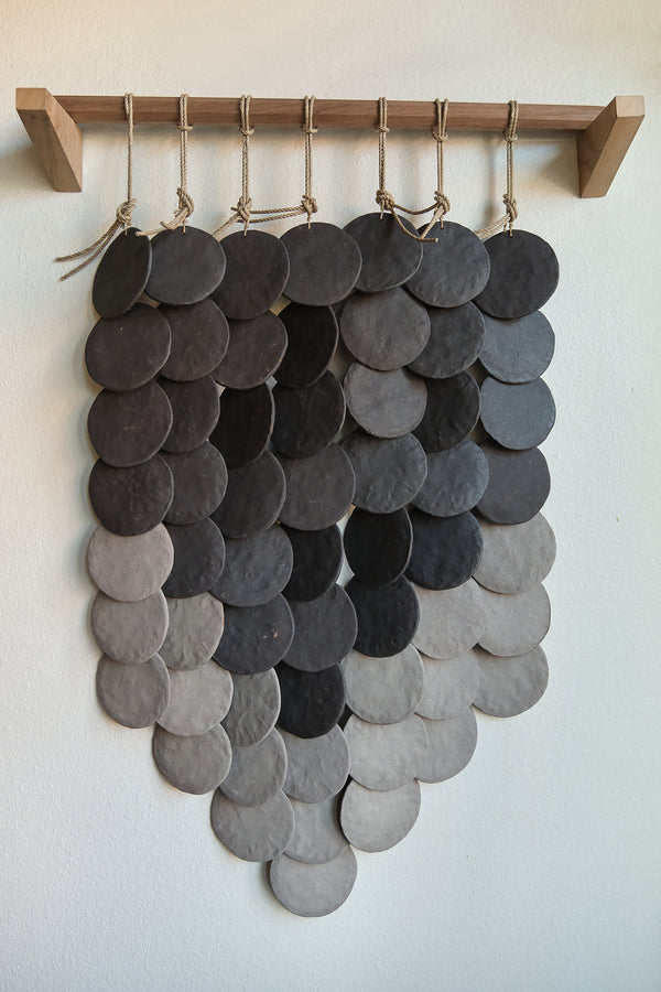 MQuan Studio 7 Disc Layered Wall Hanging
