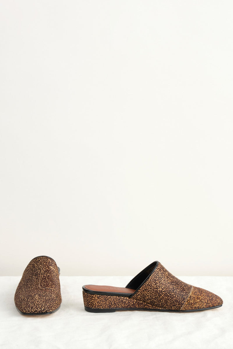 No. 6 Clothing Neema Slide Speckle Pattern