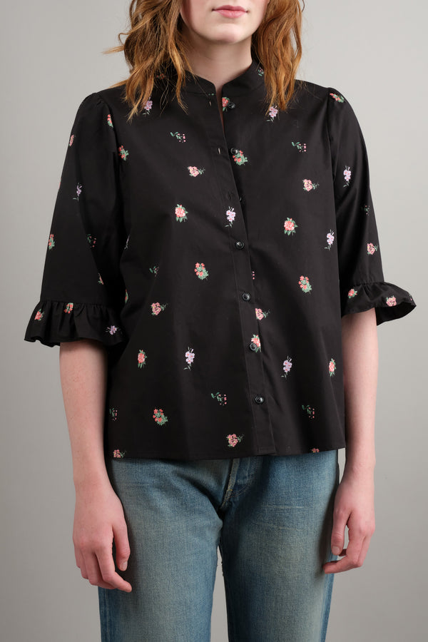 No. 6 clothing zoey shirt in stock