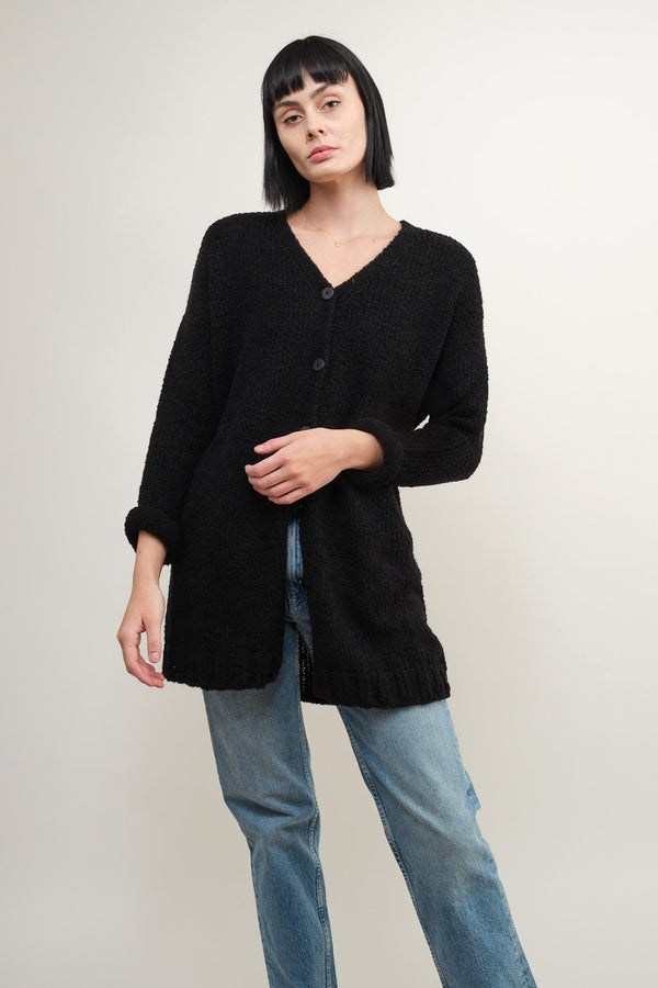 Private 0204 cashmere cardigan