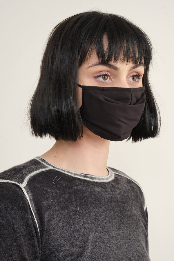 black face mask Rachel Comey