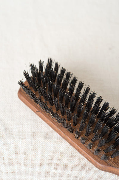 redecker thermowood hair brush
