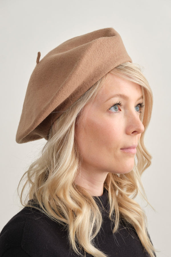 Clyde Wool Beret
