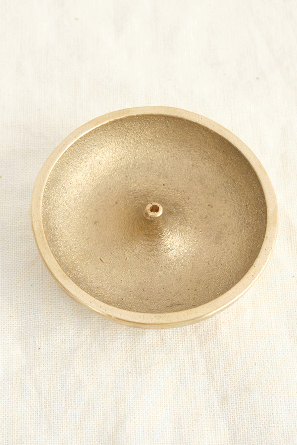 S/S Brass Incense Holder