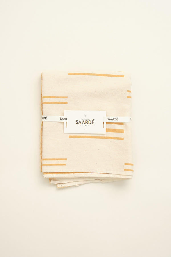 Saarde kayi mini beach towel