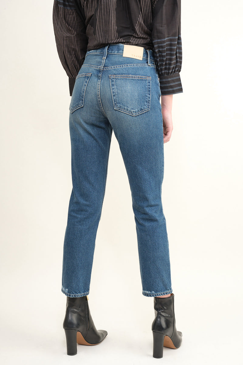 trave denim in stock