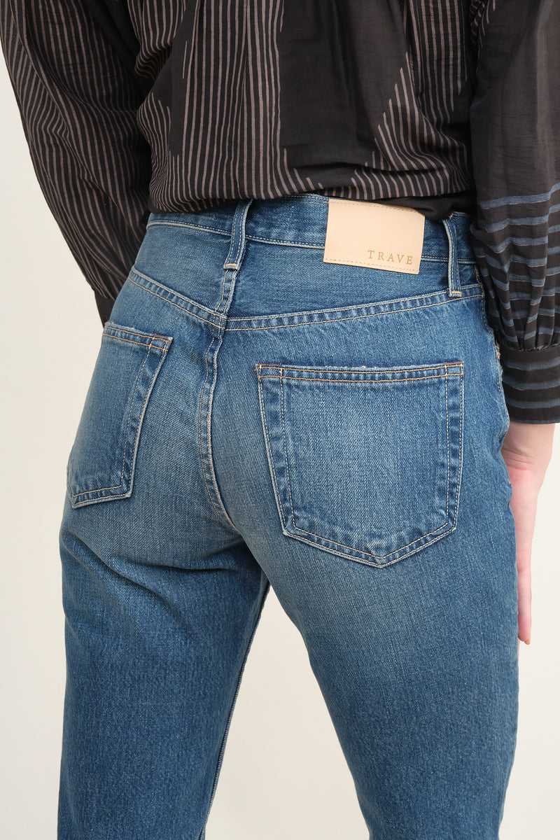women's clothing trave denim