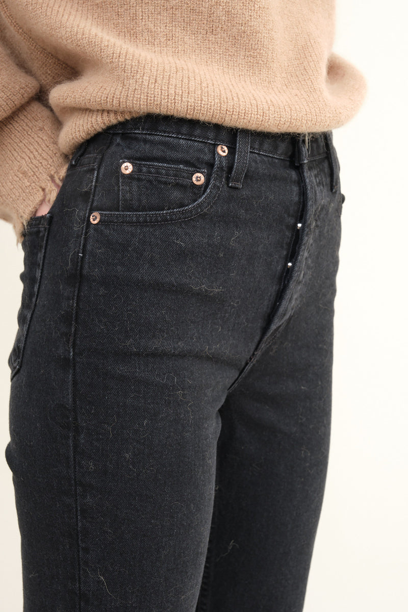 women's denim trave