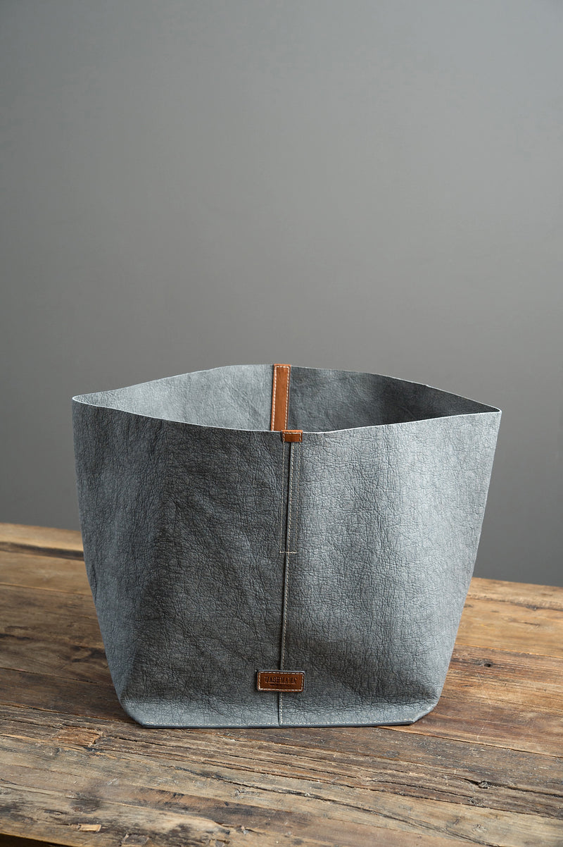 medium dark grey dado box uashmama
