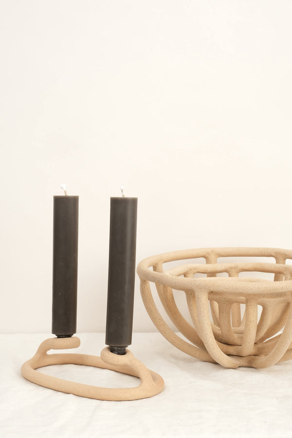 virginia sin duo candlestick holders