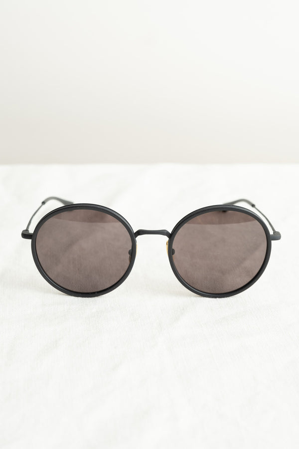 Large Circular Sunglasses