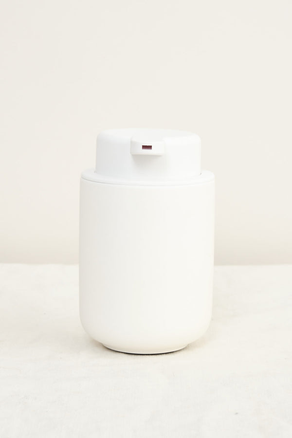 refillable soap dispenser white Zone Denmark