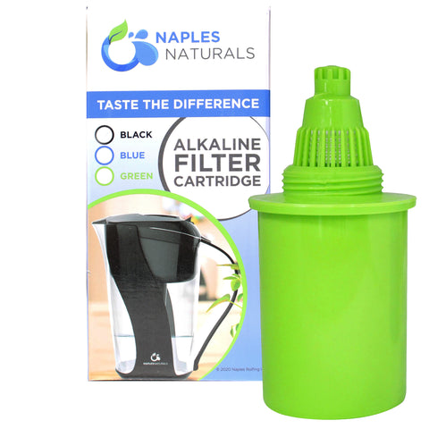 Naples Naturals Replacement Alkaline Filter 1089 Green