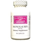 Ecological Formulas Monolaurin 600 mg 90 Capsules