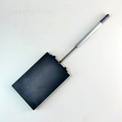 "4"" x 6"" Graphite Paddle with Aluminum Handle"