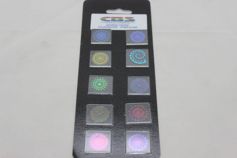 Dichroic Coated Kaleidoscope Medium Pack