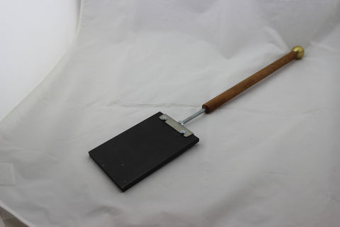 "4"" x 6"" Graphite Paddle/Wood Handle"