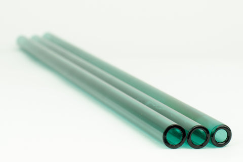 Chinese Teal Green 12 x 2.2 MM Tubing