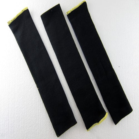Straight Black Kevlar Sleeve
