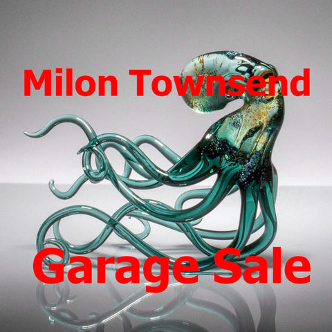 Milon Townsend Garage Sale/Party!
