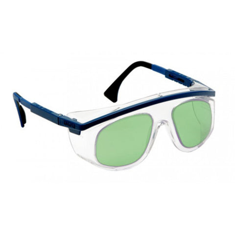 Uvex Patriot Frame USA Model Glassworking Safety Glasses, #GB-250