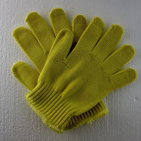 Yellow Kevlar Glove - 7 Gauge
