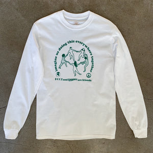 Root x Experiment Imagine Long Sleeve T-Shirt