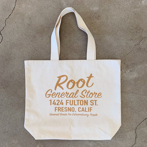 Tan Shop Tote