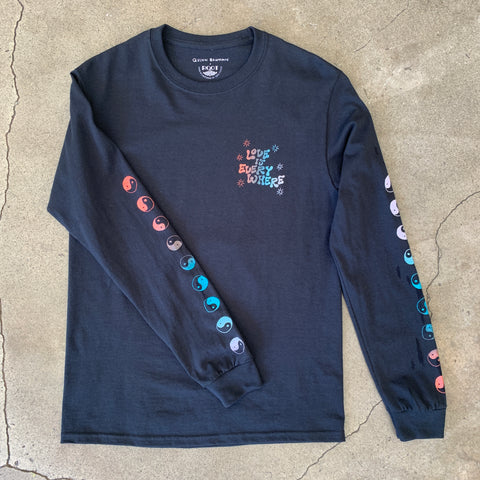 Quinn Bowman X Root Love Is Everywhere Long Sleeve T-Shirt