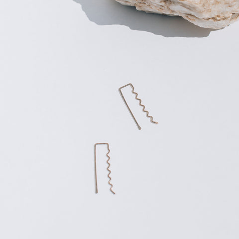 Bobbie Pin Earrings