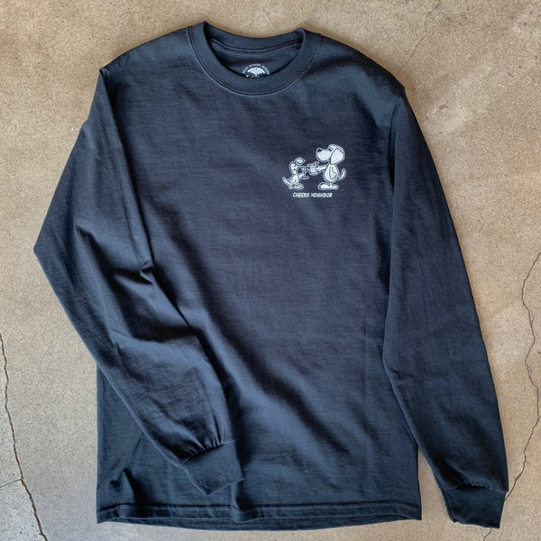 Root x Quail State Long Sleeve T-Shirt