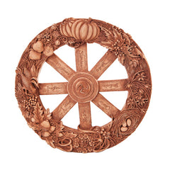 Wheel of the Year Plaque | Pagan Portal