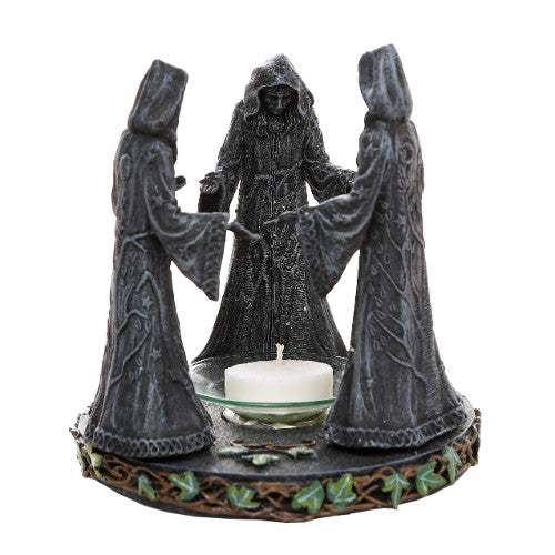 Mother Maiden Crone Candleholder & diffuser