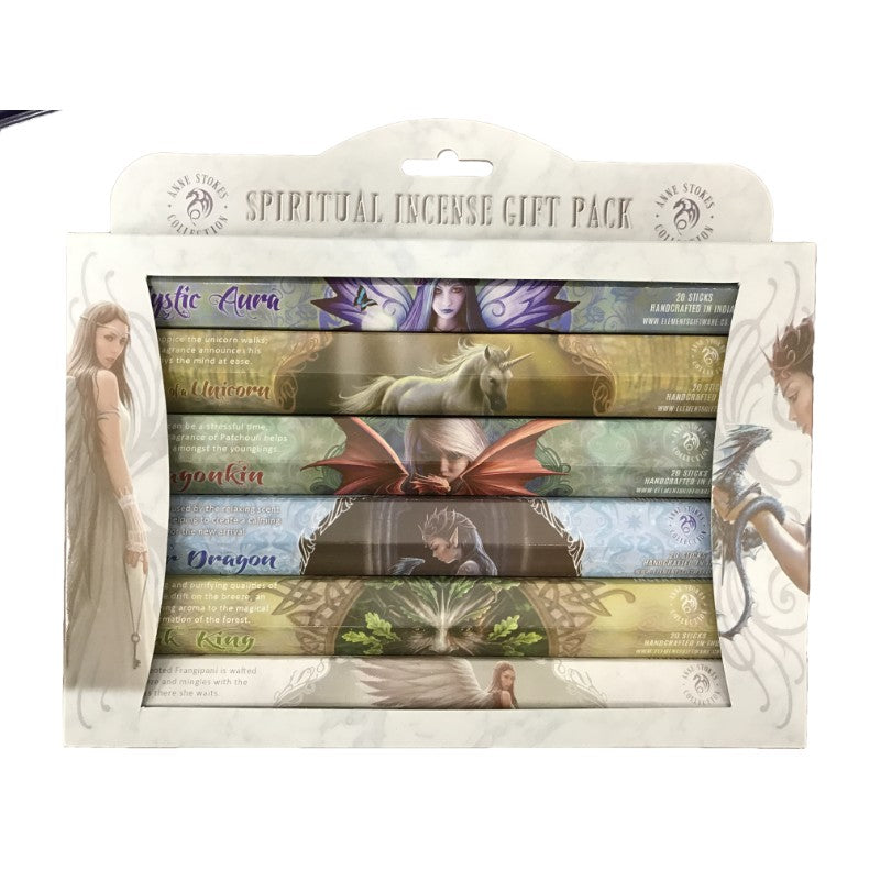 Spiritual Incense Gift Pack | Pagan Portal