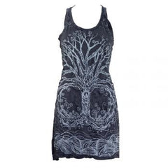 Green Tree of Life Tank Dress | Pagan Portal