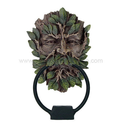 Greenman Door Knocker | Pagan Portal