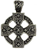 Celtic Cross Amulet Pendant | AG