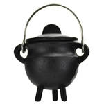 Cast Iron Cauldron Unadorned | Pagan Portal