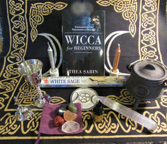 Wiccan or Pagan Altar Kit