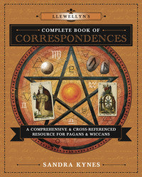 Complete Book of Correspondences - Softcover Book | Pagan Portal