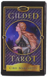 Gilded Tarot Deck by Marchetti & Moore