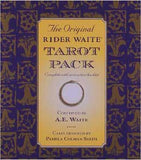 Rider-Waite Tarot Deck & Book by Pamela Colman Smith