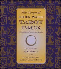 Rider-Waite Tarot Deck & Book by Pamela Colman Smith | AG
