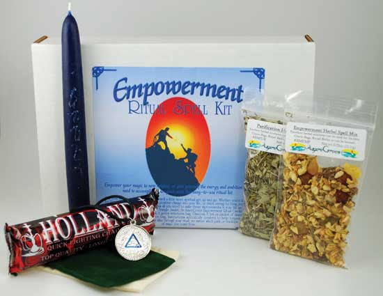 Empowerment Complete Spell & Ritual Kit | AG